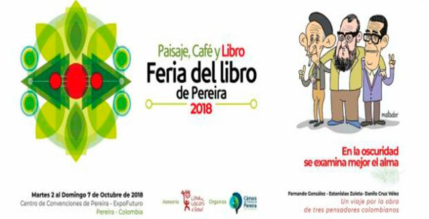 Feria del libro Pereira