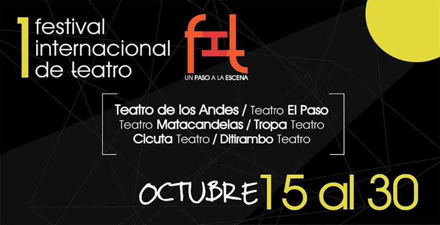 1 Festival Internacional de teatro
