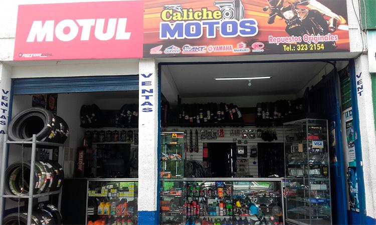Caliche Motos Ubika Directorio Virtual