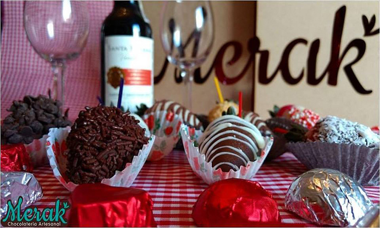 Merak Chocolatería Artesanal