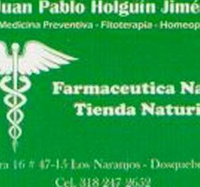Farmacéutica Natural