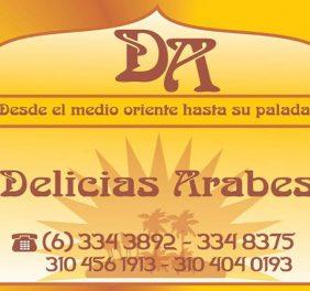 Delicias Arabes Pereira