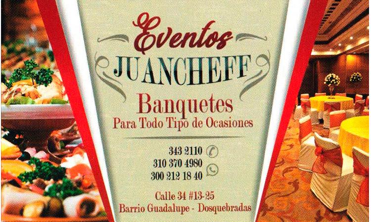 Eventos Juancheff