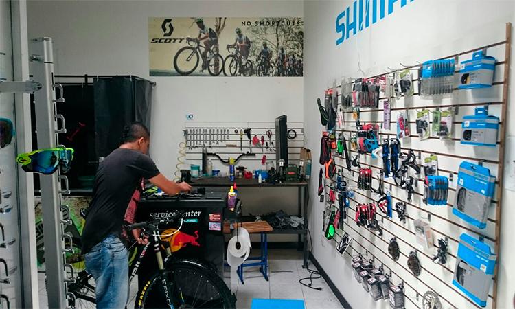 Bike Koffe Service Center