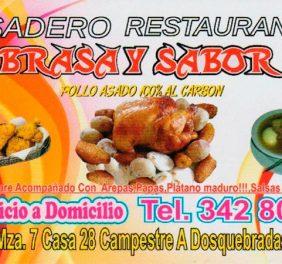 Asadero Restaurante Brasa y Sabor