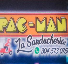 Pac Man La Sanducheria