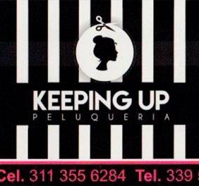 Keeping Up AD Peluquería La Pradera
