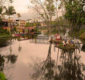 Parque Metropolitano Los Lagos De La Pradera