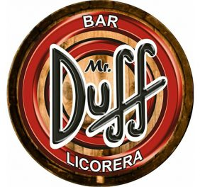 Bar Licorera Mr. Duff