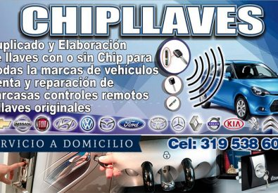 Chipllaves